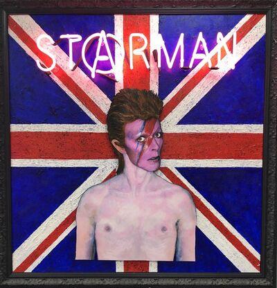 Illuminati Neon, 'Starman', 2019