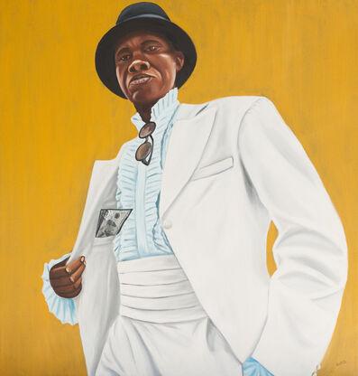 Zemba Luzamba, 'Presentation ', 2017