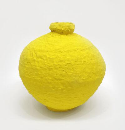 Trevor King, 'Yellow Water Jar #2', 2019