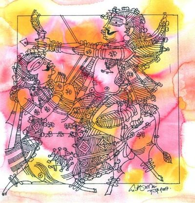 G. Raman, 'Ravana Hunting', 2007