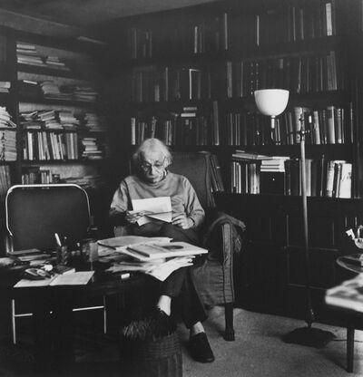 Herman Landshoff, 'Albert Einstein', ca. 1950