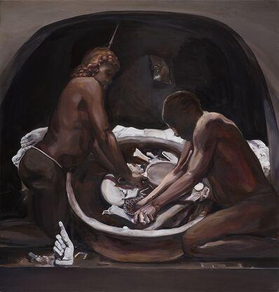 Wang Zhibo 王之博, 'The Last Man 最後的人', 2015