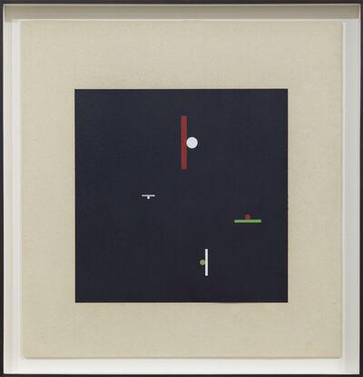 Hélio Oiticica, 'Sem título', 1955