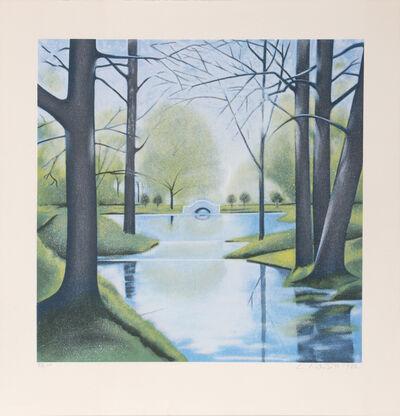 Lowell Nesbitt, 'View of Central Park ', 1982
