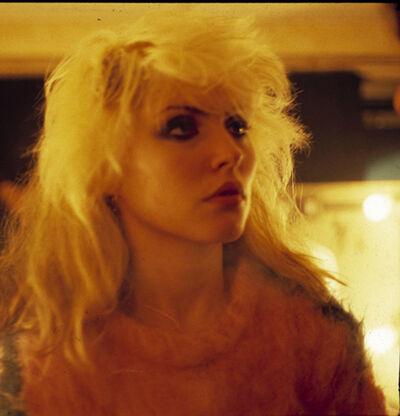 Sheila Rock, 'Debbie Harry of Blondie, London', 1977