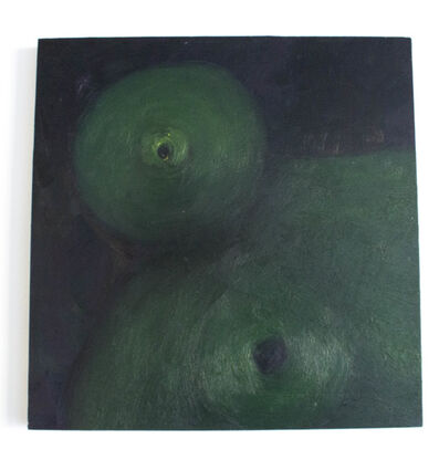 Dax van Aalten, 'Mammary Green', 2017