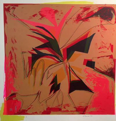 Jessica Stockholder, 'af tree', 2011