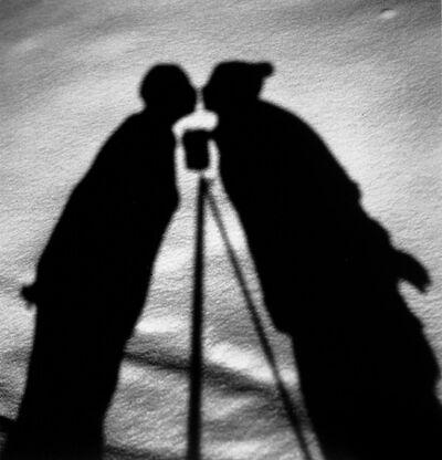 Alfred Eisenstaedt, 'Kissing Shadows', 1930