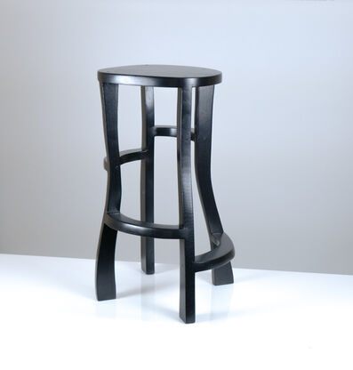 Jacques Jarrige, 'Sculpture Bar Stools by Jacques Jarrige', 2017