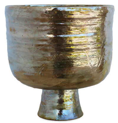 Beatrice Wood, 'Golden Lustre Chalice ', ca. 1960