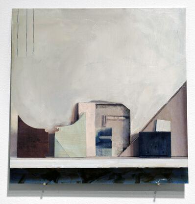 Jenny Brillhart, 'Cherry Curves', 2013