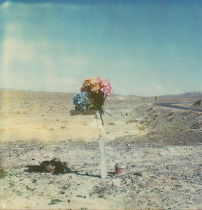 Carmen de Vos, 'Death Valley Junction #109 from the series US Road trip Diary', 2007
