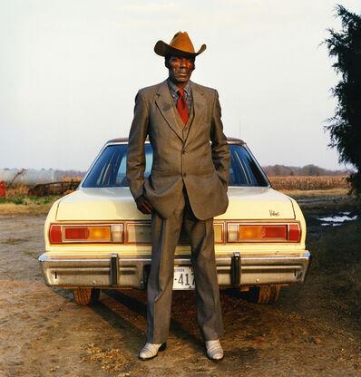 Derrick Santini, 'Manuel, Shaw, Mississippi', 1989