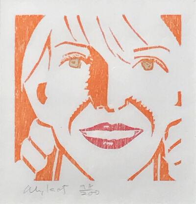Alex Katz, 'Jessica', 1994