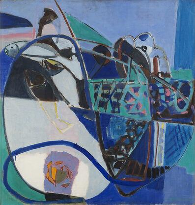 "Renato Birolli, '""Fishing in the Adriatic""', 1950"