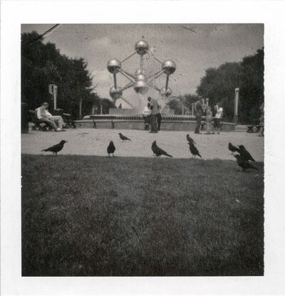 Carmen de Vos, 'Atomium #08 [With greetings from]', 2008