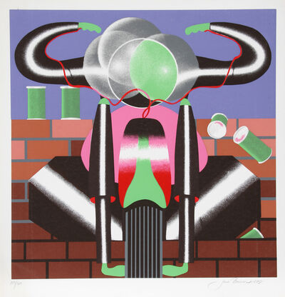 Jack Brusca, 'Ride', 1978