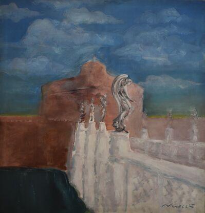 Rómulo Macció, 'Castel Sant´ Angelo', 1990-1991