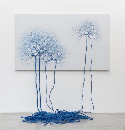 Janaina Mello Landini, 'Ciclotrama 140 (Aglomeração)', 2019