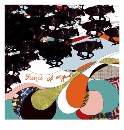Yinka Shonibare CBE, 'Bunch of Migrants', 2016