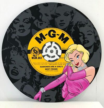 Boudro, 'Marilyn -Diamonds (Vinyl)'