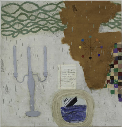 Squeak Carnwath, 'Get Good', 2012
