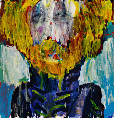 Misheck Masamvu, 'Crosses', 2016