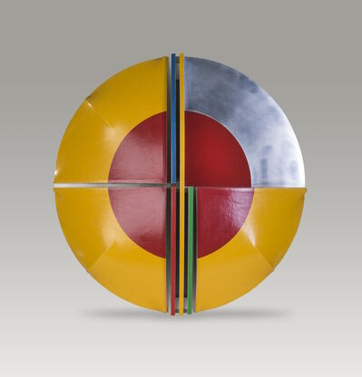 Fred Troller, 'Yellow Shield', ca. 1960