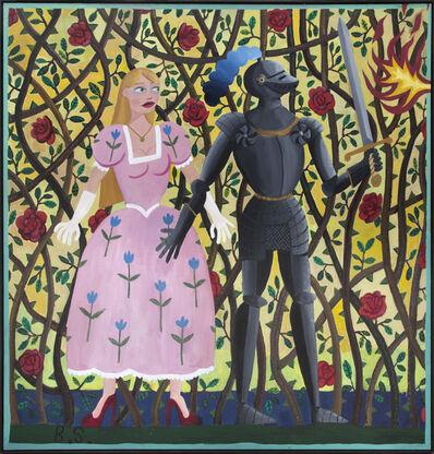 Ben Sledsens, 'Princess and the Knight', 2017