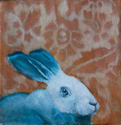 Carl Linstrum, 'Habitat #2 [Rabbit]', 2019