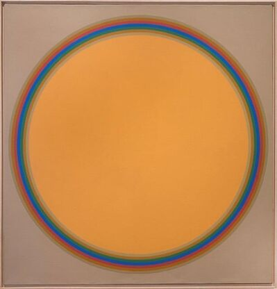 John Stephan, 'Disc #5', 1982