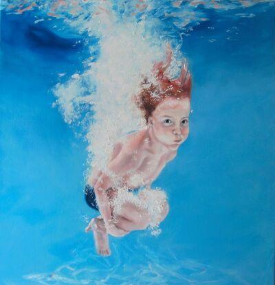 Katerina Hatzi, 'Water Games 2', 2019