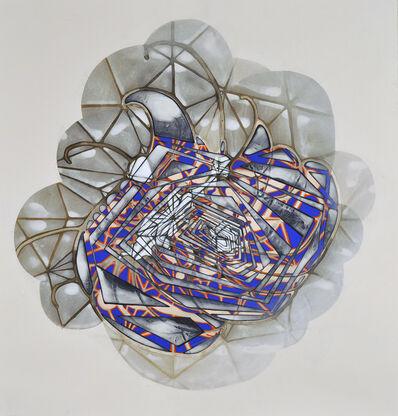 Sarah Walker (b.1963), 'Near Earth Objects VIII', 2013