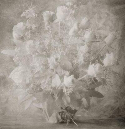 Cy DeCosse, 'Rose Bouquet'