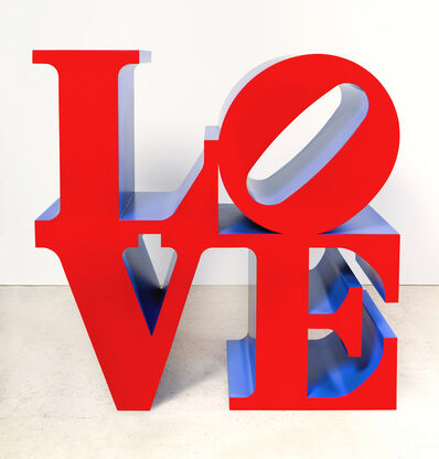 Robert Indiana, 'LOVE', 1999