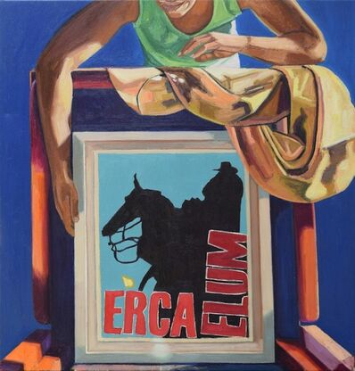 Mequitta Ahuja, 'Erca Elum', 2018