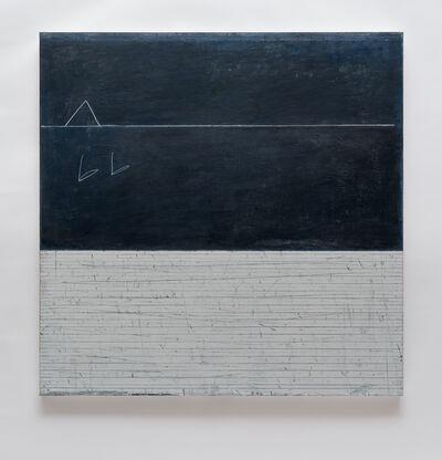 Paul Fry, 'Two Swans | St Michael's Mount ', 2019