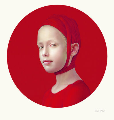 """Salustiano, '""""JUNE"""" RED I', 2019"""