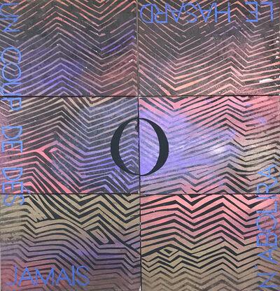 Imants Tillers, 'Metaphysical Detail XIV', 2018