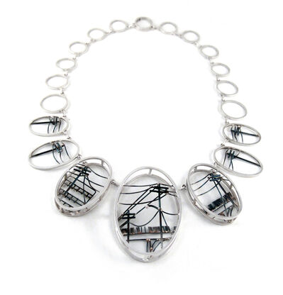 Caitie Sellers, 'Richmond Necklace'