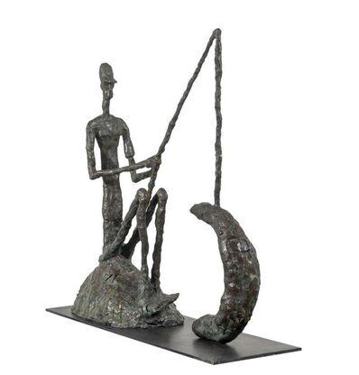 Jorge Zeno, 'Pescador de lunas', 2003