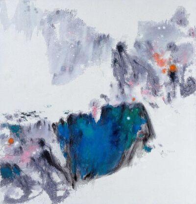 Hu Chi-Chung 胡奇中, 'Painting 7208', 1972