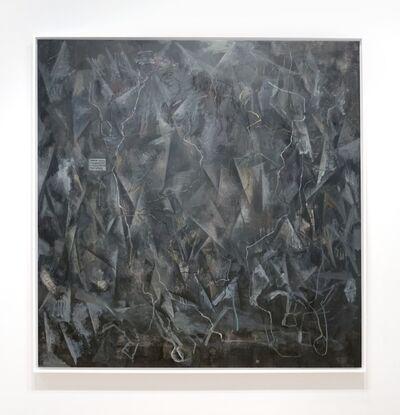 Guillermo Kuitca, 'Desesperación y aislamiento', 2012