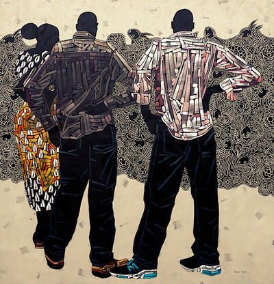 Peter Ngugi, 'Things From That River That Has No Name', 2018
