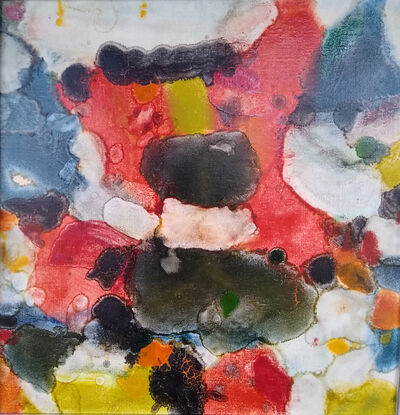 Alden Mason, 'Red Surprise', 1975