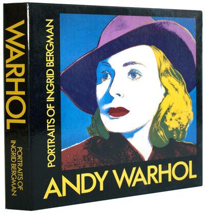 "Andy Warhol, 'Andy Warhol: Portraits of Ingrid Bergman - 1983 Book 9.5"" x 9.5""', 1983"