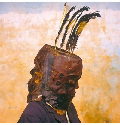 Phyllis Galembo, 'Janus Mask, Nigeria', 2005