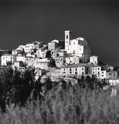 Michael Kenna, 'Sunbreak, Altino, Abruzzo, Italy', 2016