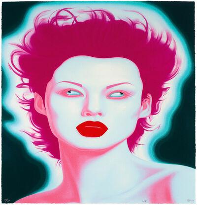 Feng Zhengjie, 'Chinese Portrait Series No. 53'
