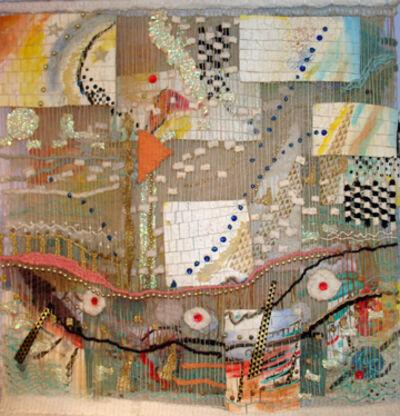 Susan Klebanoff, 'White Abstract'